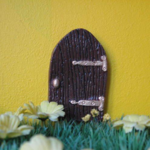 Fairy Door, by funkycinderella